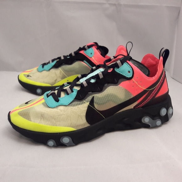 pretty nice e0d4b cb389 Nike React Element 87 Hyper Fusion Running Shoes.